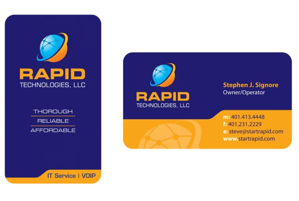 Rapid Technologies Business Card