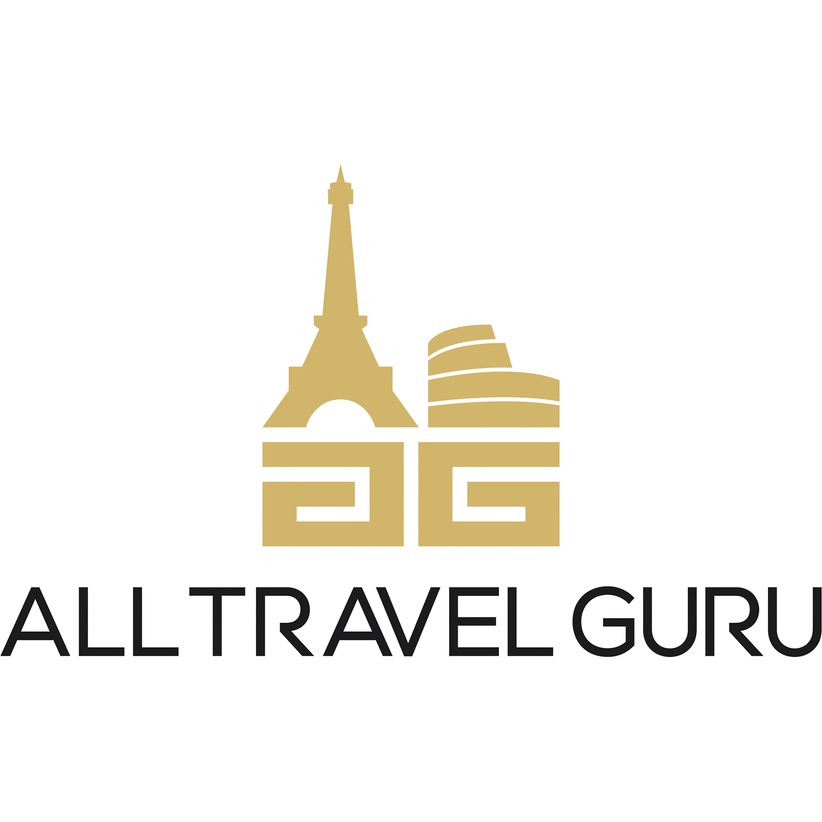 Travel Agency Logo Design