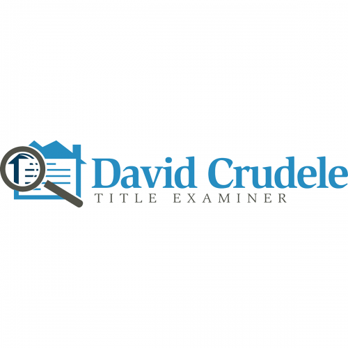David Crudele Title Examiner Logo