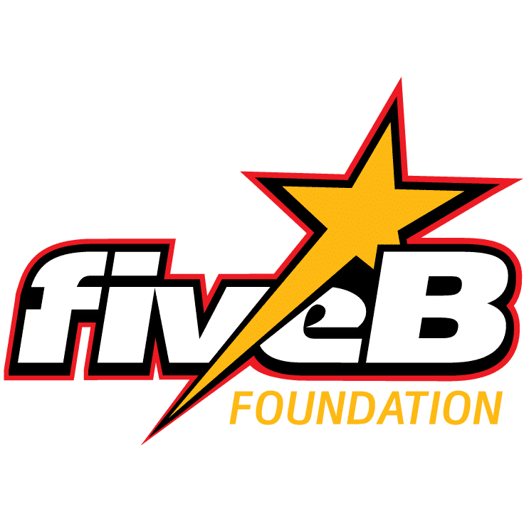 Five-B Foundation Logo Design