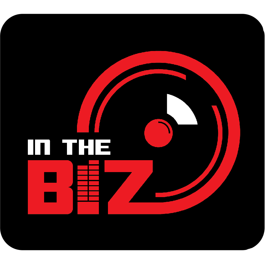 In the Biz DJ Logo