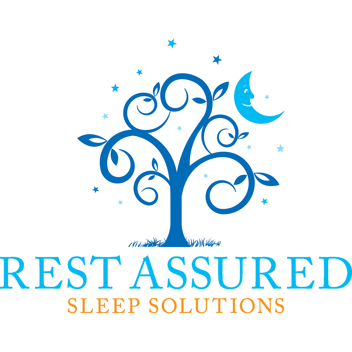 Rest Assured Logo Design