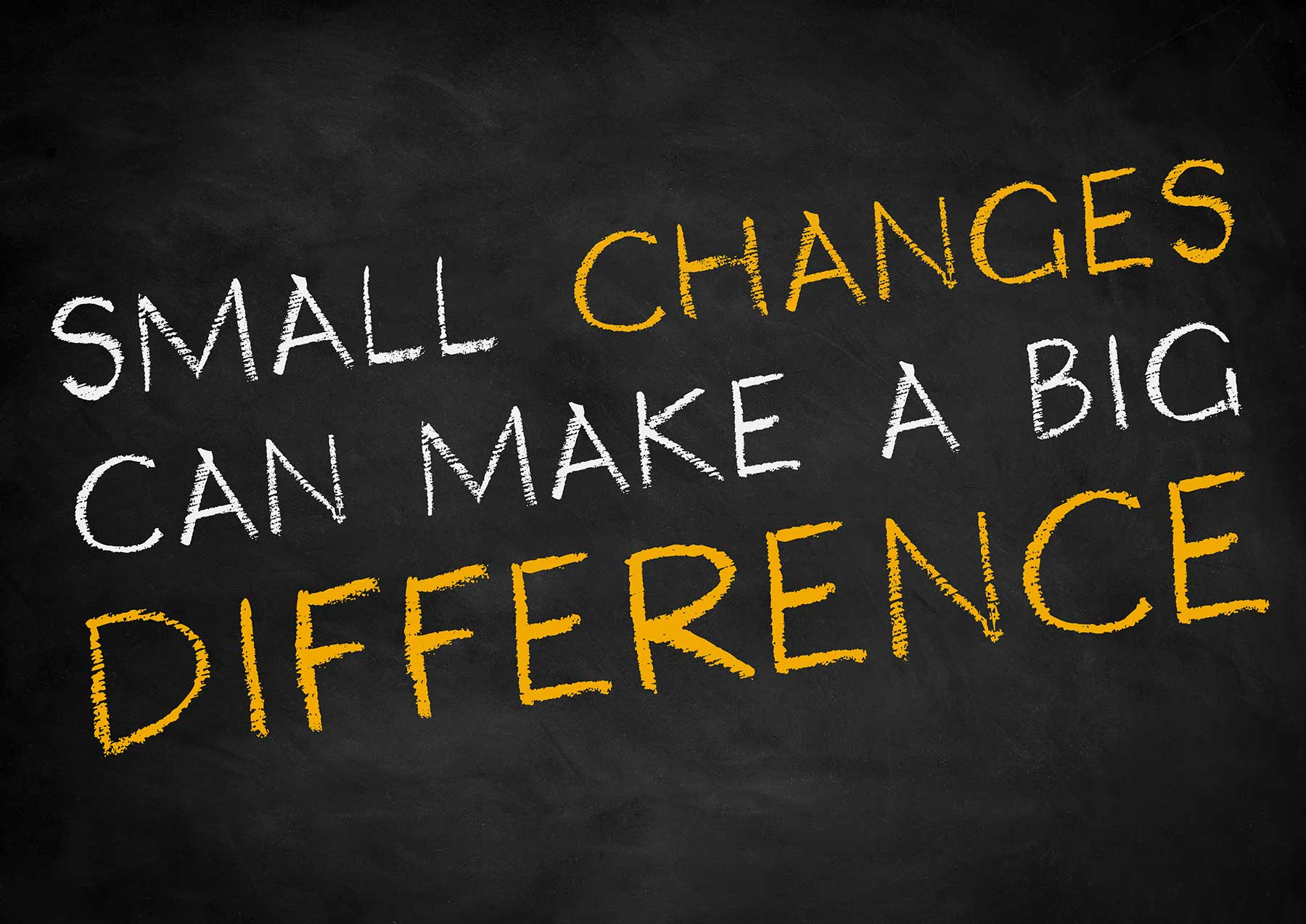 Website Small Changes Big Difference