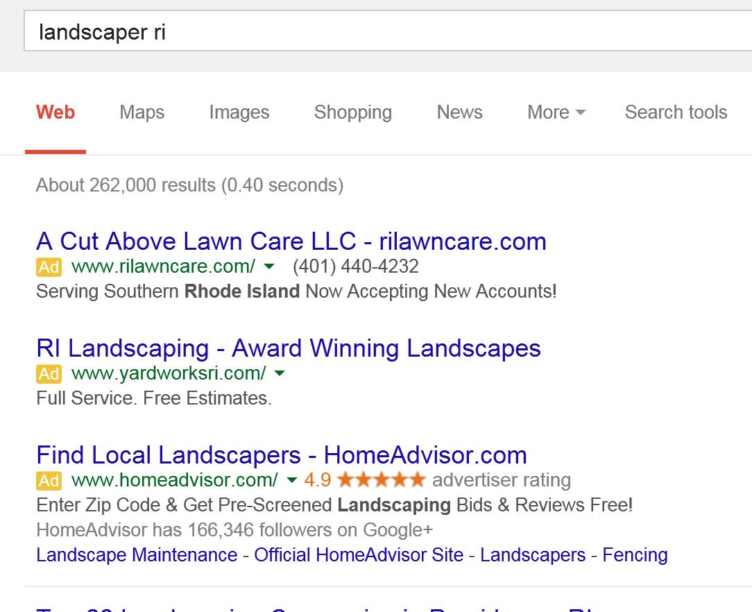 Google Ads RI